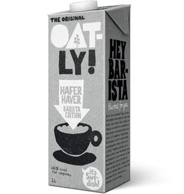 Oatly Havermelk Barista Edition