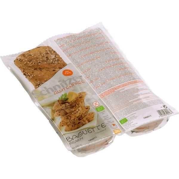 Schnitzer Glutenvrij meergranen stokbrood