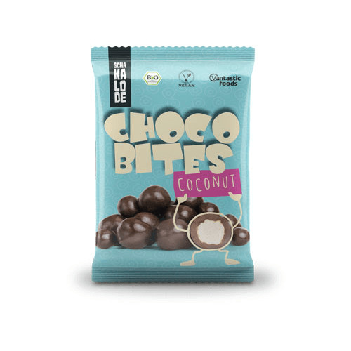 Vantastic Foods Chocobites met kokos