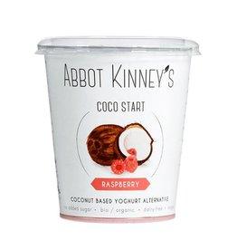 Abbot Kinney's Kokosyoghurt framboos