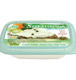 Soyana Roomkaas groene peper