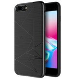 NILLKIN NILLKIN Magic Case TPU iPhone 8 Plus Hoesje met Qi Ontvanger