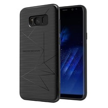 Magic Case TPU Samsung Galaxy S8 Plus Hoesje met Qi Ontvanger