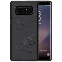 Magic Case TPU Samsung Galaxy Note 8 Hoesje met Qi Ontvanger