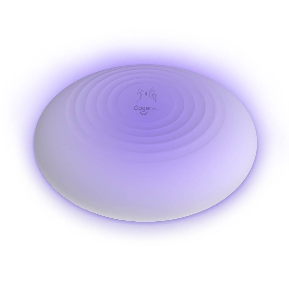 CAGER RGBW Automatisch Kleuren LED Verlichting met Draadloze Oplader ...