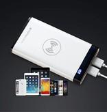 TOTU TOTU 8000mAh Qi Draadloze Powerbank met Display