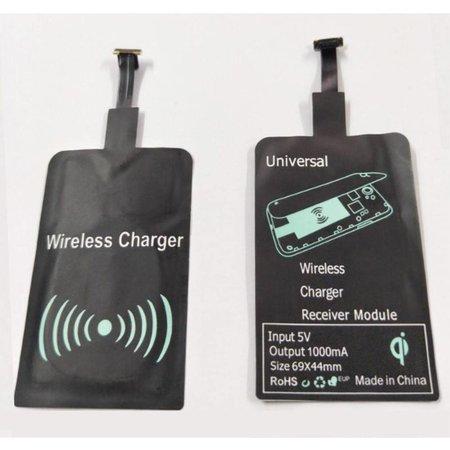 Micro USB Qi Draadloze Ontvanger (Narrow-interface Down)