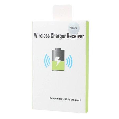 Qi Draadloze Ontvanger MicroUSB (Narrow-interface Down)