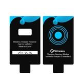 YOGEE YOGEE Qi Draadloze Ontvanger USB Type-C - Zwart