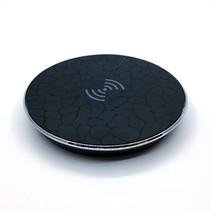 Qi Wireless Charging Pad - Zwart