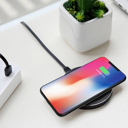 IDMIX IDMIX Qi Wireless Charging Pad - Zwart