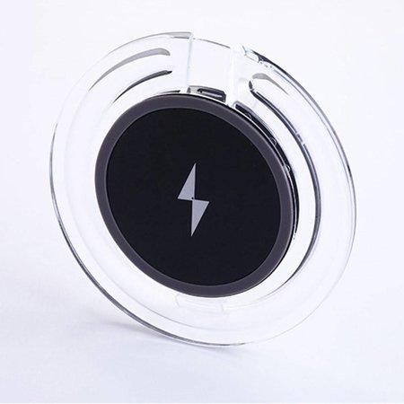 5W Qi Draadloze Oplader - Zwart