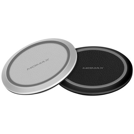 MOMAX MOMAX Snellader QC3.0 Draadloze Oplader Pad - Zwart