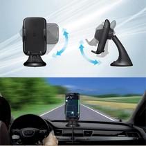 Draadloze Auto Oplader 5V met Zuignap