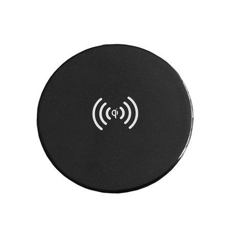 YOGEE YOGEE Qi Wireless Oplader - Zwart