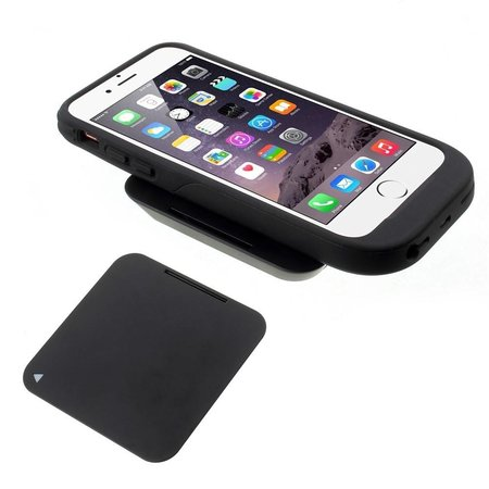 YULINME YULINME Draadloze Oplader + Qi Ontvanger iPhone 6(s) Hoesje