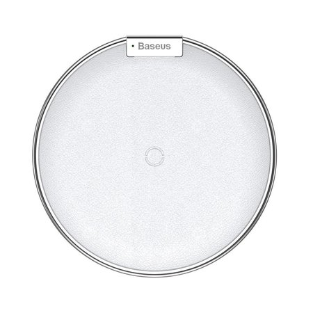 BASEUS BASEUS IX Qi Draadloze Oplader - Zilver