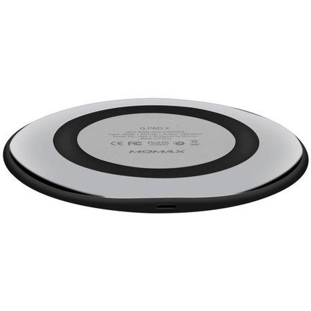 MOMAX MOMAX Q.Pad X 9V QC3.0 Qi Snelle Draadloze Oplader - Zwart