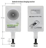 Micro USB Qi Draadloze Ontvanger