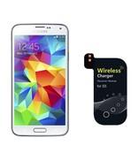 Qi Standard Draadloze Ontvanger Samsung Galaxy S5 (Neo)