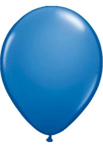 Donker Blauw - 13cm - 20 stuks