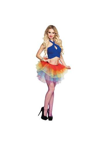 Petticoat - Regenboog Kleuren