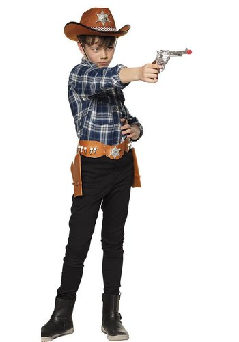 Pistool Sheriff - 30cm