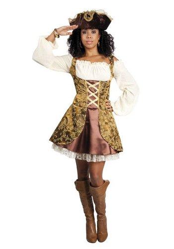 Pirate Lady Treasure