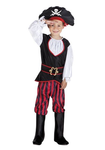 Pirate Junior Tom