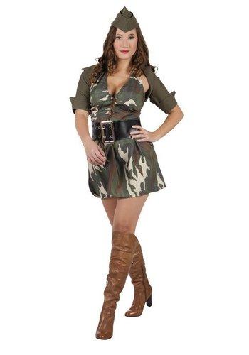 Army Lady 3 Delig