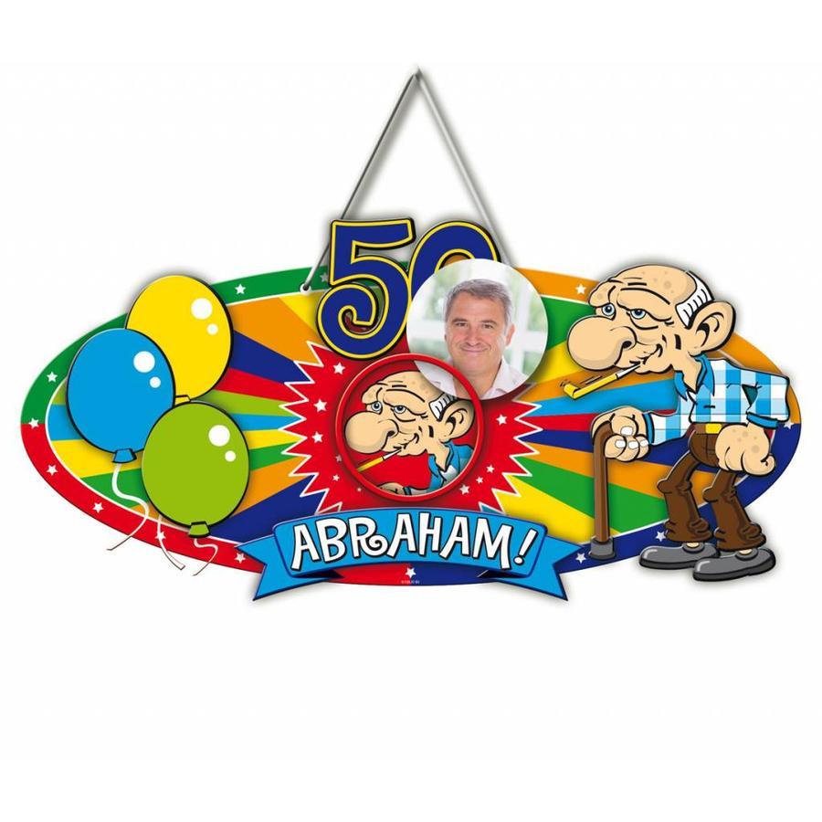 Abraham Explosion deurbord-1