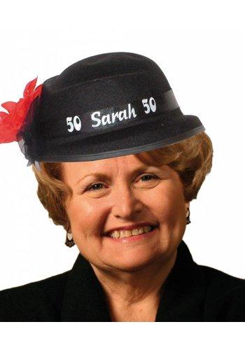 Sarah hoedje