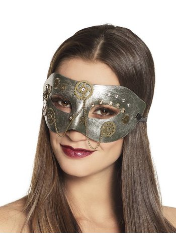 Oogmasker Steampunk Sight