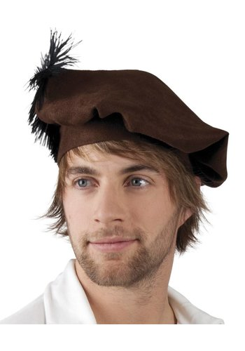 Middeleeuwse baret