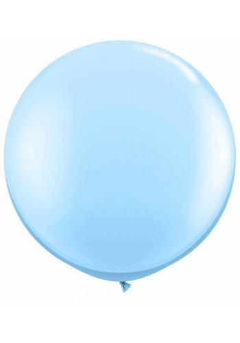 Licht Blauw - 90cm - 1 stuk