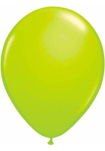 Neon Groen - 25cm - 50 stuks
