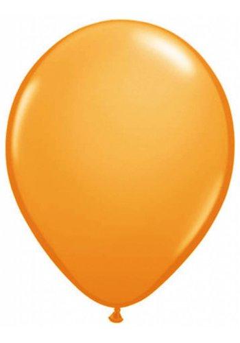 Metallic Oranje - 30cm - 10 stuks