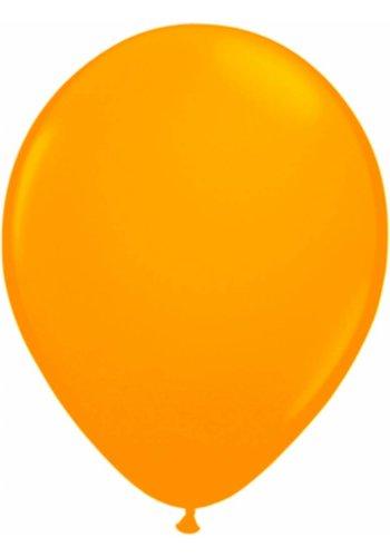 Neon Oranje - 25cm - 8 stuks