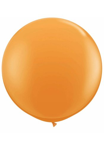 Oranje - 90cm - 1 stuk