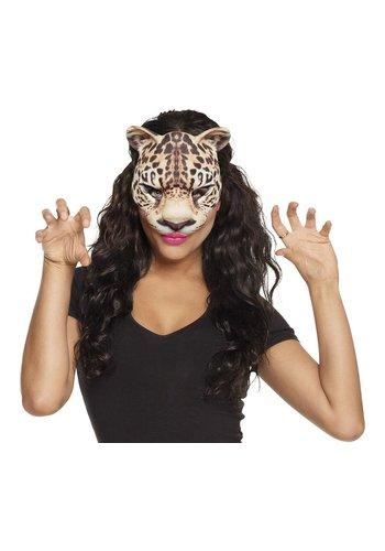 Oogmasker Leopard