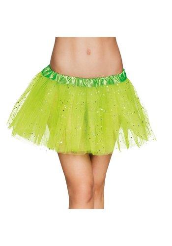 Petticoat Twinkle - Lime Groen