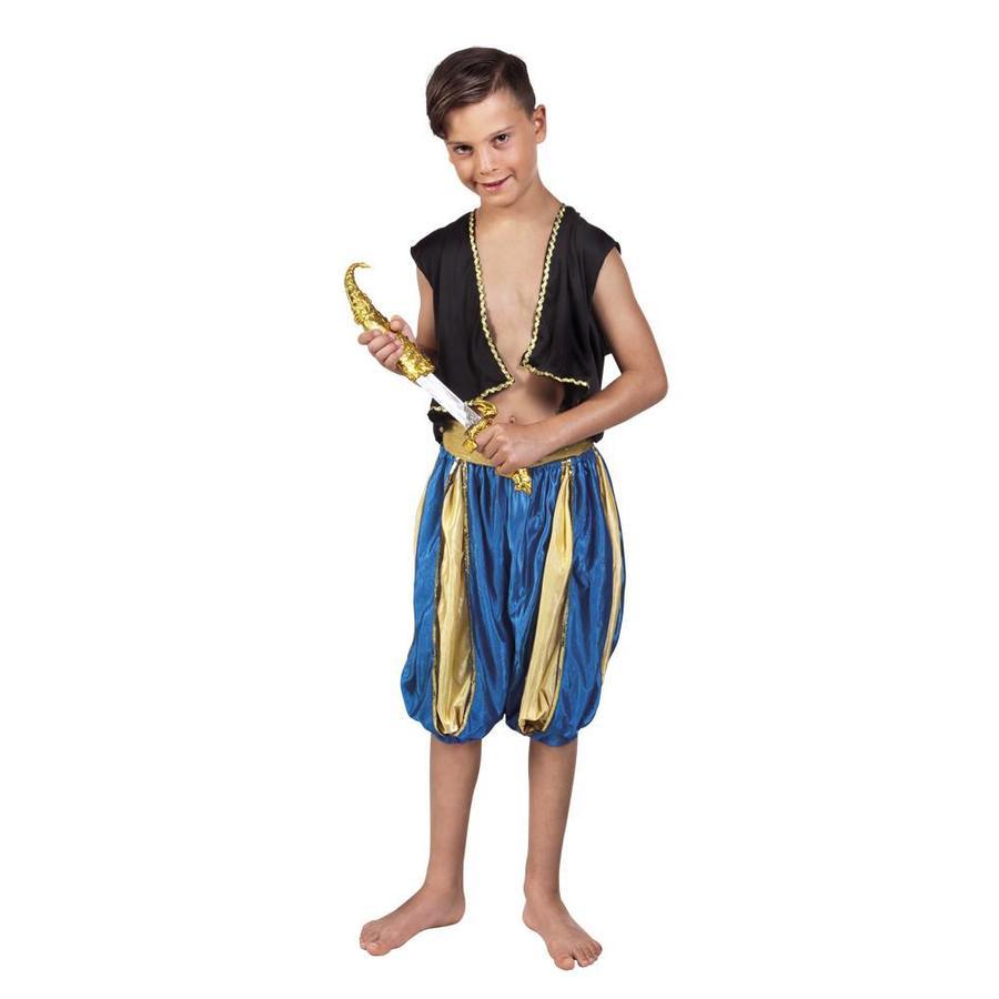 Arabische dolk met schede - 33cm-1