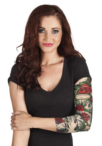 "Tattoo Sleeves - ""Roses"""