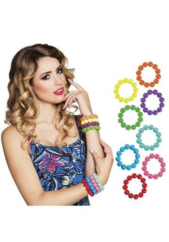 Armband Candy - 8 kleuren ass.