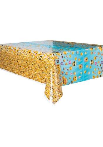 Emoij tafelkleed 140x214cm