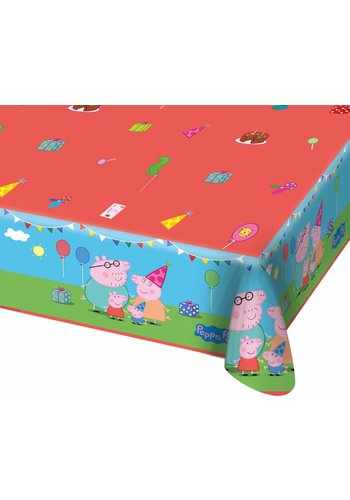 Peppa Pig tafelkleed 130x180cm