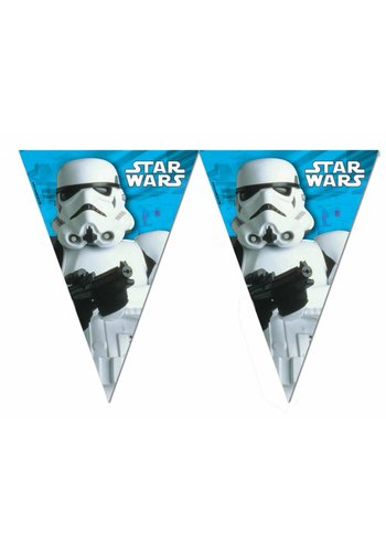 Star Wars vlaggenlijn - 2 meter