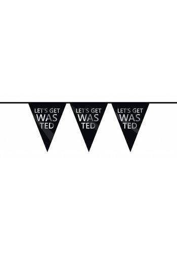 Let's get wasted vlaggenlijn - 6 meter