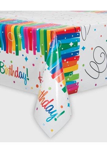 Rainbow tafelkleed 140x214cm