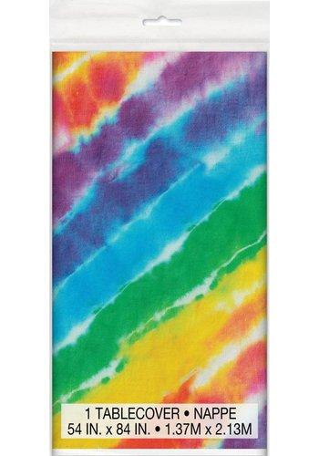 Tie Dye tafelkleed 140x214cm